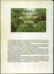 Page 6, 1982 Edition, Tennessee Preparatory School - Beacon Yearbook (Nashville, TN) online yearbook collection