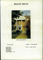 Page 5, 1983 Edition, Tennessee Preparatory School - Beacon Yearbook (Nashville, TN) online yearbook collection