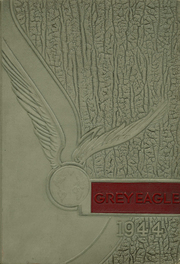 1944 Edition, East High School - Mustang Yearbook (Memphis, TN)