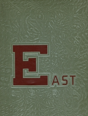 1951 Edition, East High School - Mustang Yearbook (Memphis, TN)