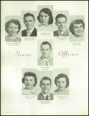 Page 16, 1951 Edition, East High School - Mustang Yearbook (Memphis, TN) online yearbook collection