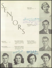 Page 17, 1951 Edition, East High School - Mustang Yearbook (Memphis, TN) online yearbook collection