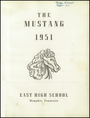 Page 5, 1951 Edition, East High School - Mustang Yearbook (Memphis, TN) online yearbook collection