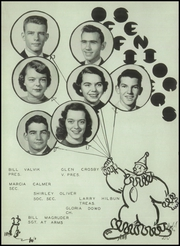 Page 14, 1952 Edition, East High School - Mustang Yearbook (Memphis, TN) online yearbook collection