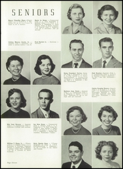 Page 15, 1952 Edition, East High School - Mustang Yearbook (Memphis, TN) online yearbook collection