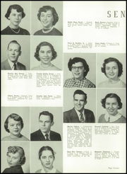 Page 16, 1952 Edition, East High School - Mustang Yearbook (Memphis, TN) online yearbook collection