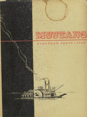 East High School - Mustang Yearbook (Memphis, TN) online yearbook collection, 1955 Edition, Page 1