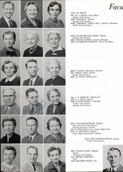 Page 16, 1959 Edition, East High School - Mustang Yearbook (Memphis, TN) online yearbook collection