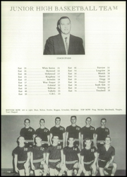 Page 134, 1960 Edition, East High School - Mustang Yearbook (Memphis, TN) online yearbook collection