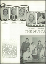 Page 140, 1960 Edition, East High School - Mustang Yearbook (Memphis, TN) online yearbook collection