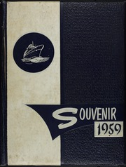 Lebanon High School - Souvenir Yearbook (Lebanon, TN) online yearbook collection, 1959 Edition, Page 1