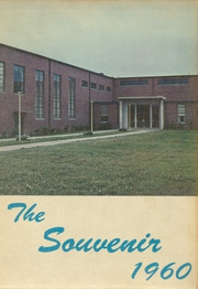 Lebanon High School - Souvenir Yearbook (Lebanon, TN) online yearbook collection, 1960 Edition, Page 1