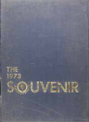 Lebanon High School - Souvenir Yearbook (Lebanon, TN) online yearbook collection, 1973 Edition, Page 1
