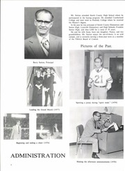 Page 10, 1980 Edition, Lebanon High School - Souvenir Yearbook (Lebanon, TN) online yearbook collection
