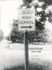 Page 5, 1980 Edition, Lebanon High School - Souvenir Yearbook (Lebanon, TN) online yearbook collection
