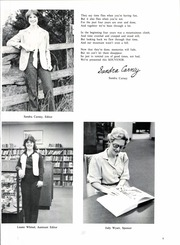 Page 9, 1980 Edition, Lebanon High School - Souvenir Yearbook (Lebanon, TN) online yearbook collection
