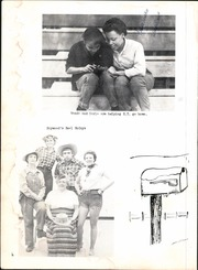 Page 8, 1983 Edition, Haywood High School - Purple and White Yearbook (Brownsville, TN) online yearbook collection