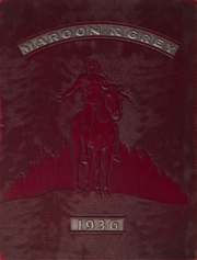 Page 1, 1936 Edition, Dobyns Bennett High School - Maroon and Grey Yearbook (Kingsport, TN) online yearbook collection