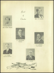 Page 12, 1936 Edition, Dobyns Bennett High School - Maroon and Grey Yearbook (Kingsport, TN) online yearbook collection