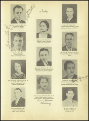 Page 15, 1936 Edition, Dobyns Bennett High School - Maroon and Grey Yearbook (Kingsport, TN) online yearbook collection