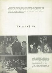 Page 10, 1941 Edition, Dobyns Bennett High School - Maroon and Grey Yearbook (Kingsport, TN) online yearbook collection