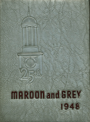 Page 1, 1948 Edition, Dobyns Bennett High School - Maroon and Grey Yearbook (Kingsport, TN) online yearbook collection