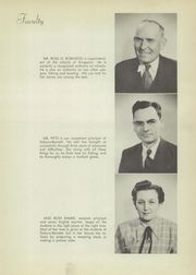 Page 17, 1948 Edition, Dobyns Bennett High School - Maroon and Grey Yearbook (Kingsport, TN) online yearbook collection