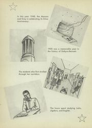 Page 6, 1948 Edition, Dobyns Bennett High School - Maroon and Grey Yearbook (Kingsport, TN) online yearbook collection