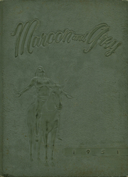 Page 1, 1951 Edition, Dobyns Bennett High School - Maroon and Grey Yearbook (Kingsport, TN) online yearbook collection
