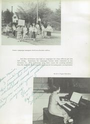 Page 11, 1951 Edition, Dobyns Bennett High School - Maroon and Grey Yearbook (Kingsport, TN) online yearbook collection