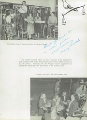 Page 13, 1951 Edition, Dobyns Bennett High School - Maroon and Grey Yearbook (Kingsport, TN) online yearbook collection