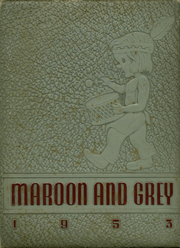 Page 1, 1953 Edition, Dobyns Bennett High School - Maroon and Grey Yearbook (Kingsport, TN) online yearbook collection