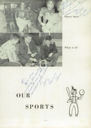 Page 13, 1953 Edition, Dobyns Bennett High School - Maroon and Grey Yearbook (Kingsport, TN) online yearbook collection