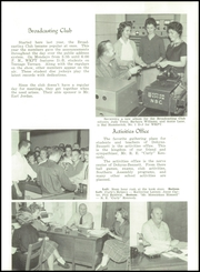 Page 15, 1960 Edition, Dobyns Bennett High School - Maroon and Grey Yearbook (Kingsport, TN) online yearbook collection