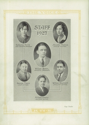 Page 16, 1927 Edition, Central High School - Centralite Yearbook (Knoxville, TN) online yearbook collection