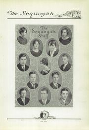 Page 13, 1929 Edition, Central High School - Centralite Yearbook (Knoxville, TN) online yearbook collection