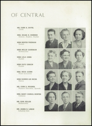 Page 15, 1946 Edition, Central High School - Centralite Yearbook (Knoxville, TN) online yearbook collection