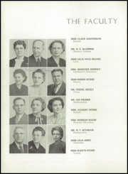 Page 16, 1946 Edition, Central High School - Centralite Yearbook (Knoxville, TN) online yearbook collection