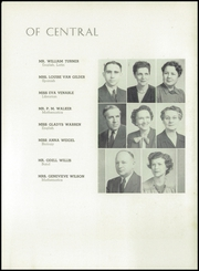 Page 17, 1946 Edition, Central High School - Centralite Yearbook (Knoxville, TN) online yearbook collection