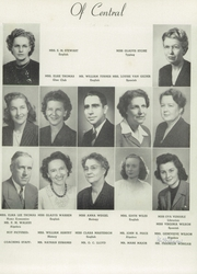 Page 17, 1949 Edition, Central High School - Centralite Yearbook (Knoxville, TN) online yearbook collection