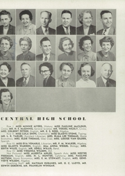 Page 15, 1950 Edition, Central High School - Centralite Yearbook (Knoxville, TN) online yearbook collection