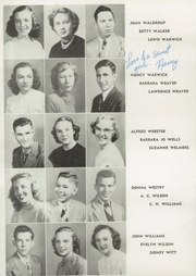 Page 36, 1950 Edition, Central High School - Centralite Yearbook (Knoxville, TN) online yearbook collection