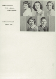 Page 37, 1950 Edition, Central High School - Centralite Yearbook (Knoxville, TN) online yearbook collection