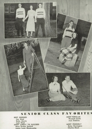 Page 42, 1950 Edition, Central High School - Centralite Yearbook (Knoxville, TN) online yearbook collection