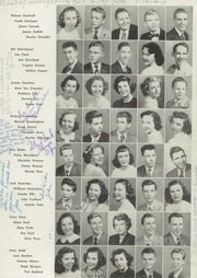 Page 49, 1950 Edition, Central High School - Centralite Yearbook (Knoxville, TN) online yearbook collection