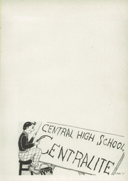 Page 5, 1950 Edition, Central High School - Centralite Yearbook (Knoxville, TN) online yearbook collection