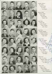 Page 50, 1950 Edition, Central High School - Centralite Yearbook (Knoxville, TN) online yearbook collection