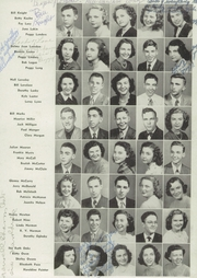 Page 51, 1950 Edition, Central High School - Centralite Yearbook (Knoxville, TN) online yearbook collection