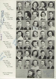 Page 53, 1950 Edition, Central High School - Centralite Yearbook (Knoxville, TN) online yearbook collection