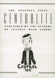 Page 6, 1950 Edition, Central High School - Centralite Yearbook (Knoxville, TN) online yearbook collection